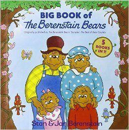 Big Book of the Berenstain Bears: Stan Berenstain, Jan Berenstain ...
