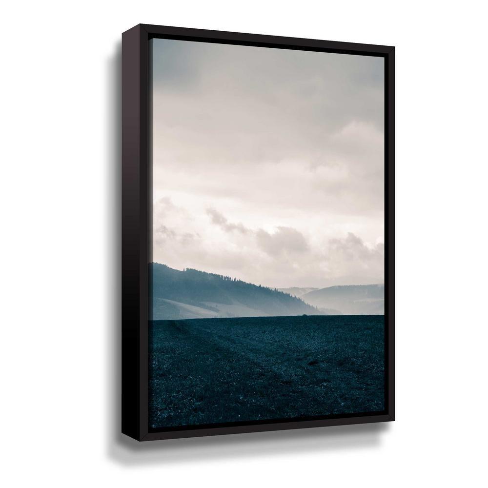 Blue Mountains Vi By Photoinc Studio Framed Canvas Wall Art Framed Canvas Wall Art Colorado Wall Art Canvas Wall Art