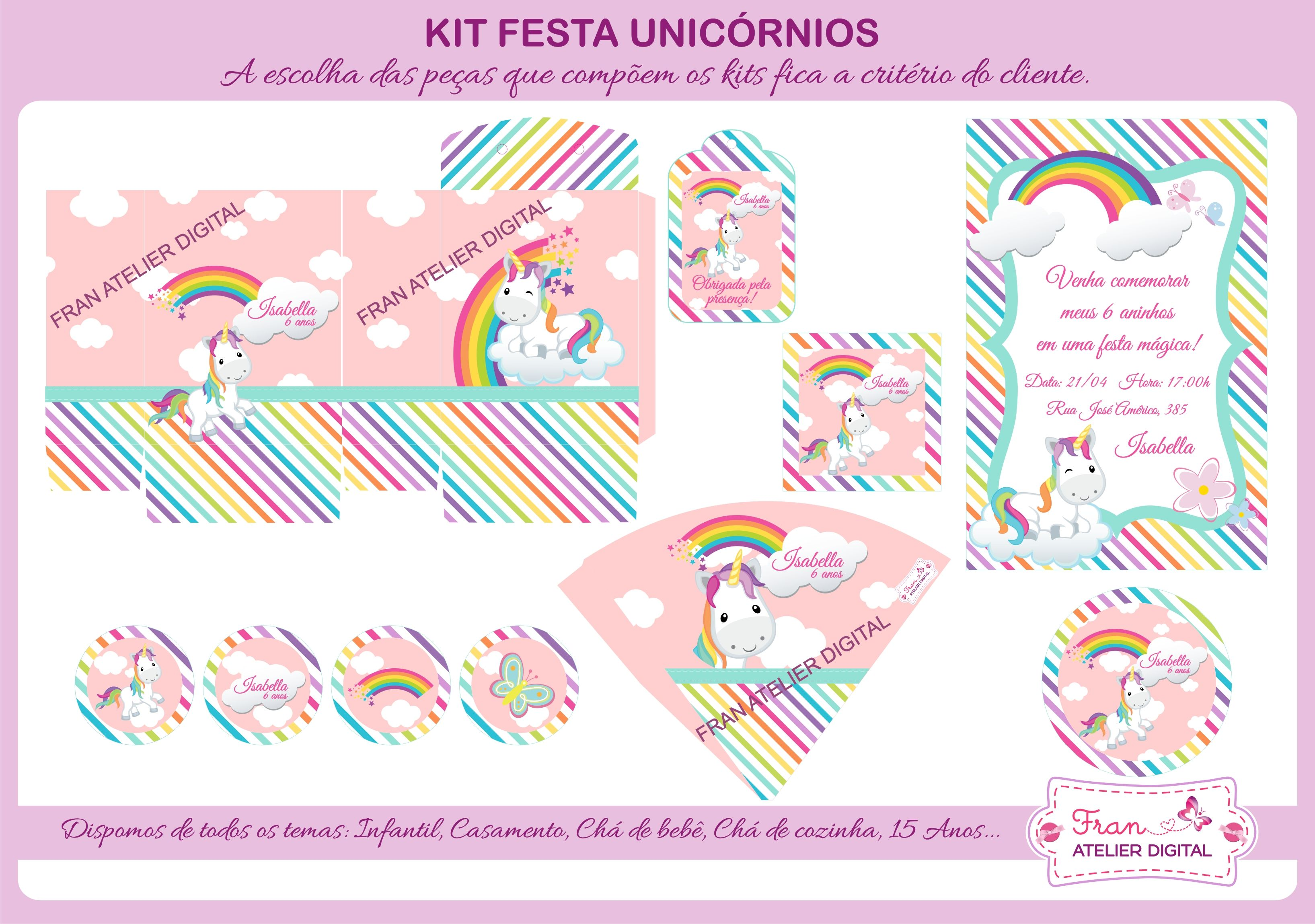 Pin de Cristiane Brito em cliparts | Pinterest | Unicorn