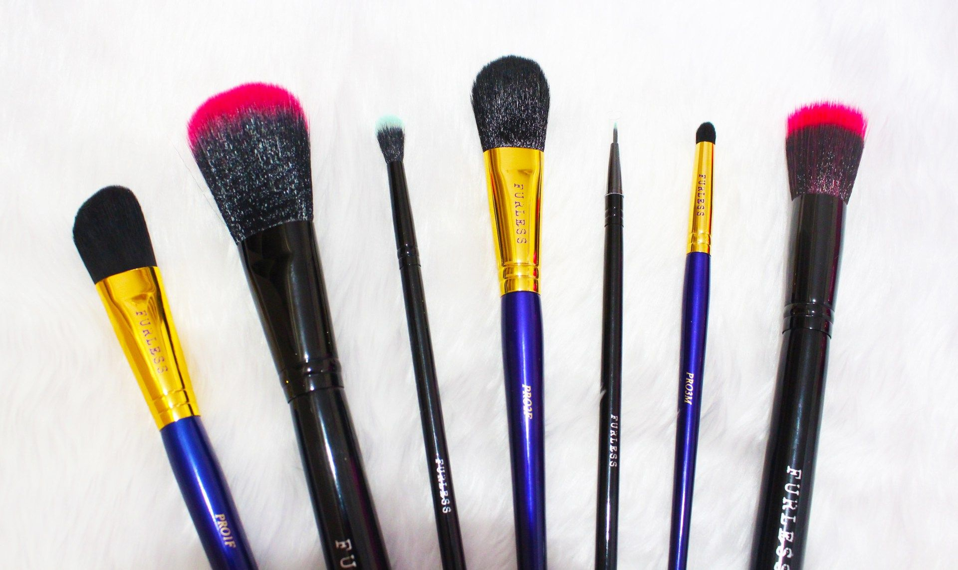 The Cruelty Free Brushes you need in your life! Cruelty