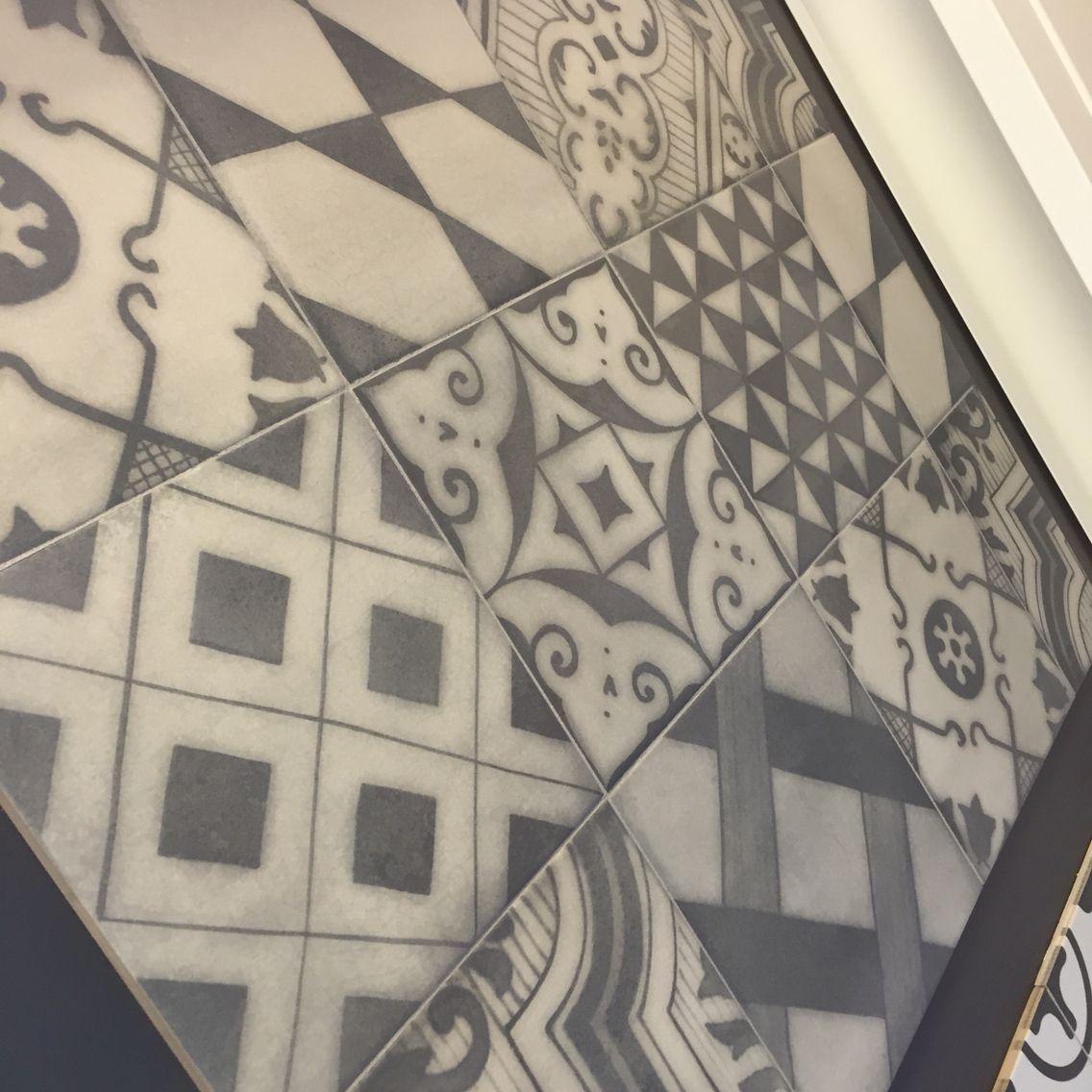 Patchwork tegels