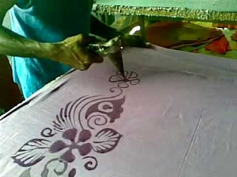 Sri Lanka wattala Batik Factory