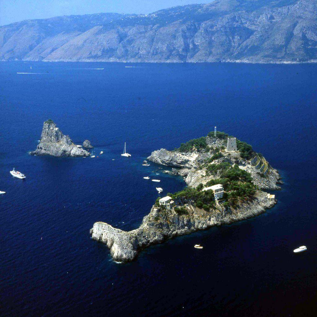 Tie najkrajšie súkromné ostrovy aké si len viete predstaviť - Ostrvo Li Galli
