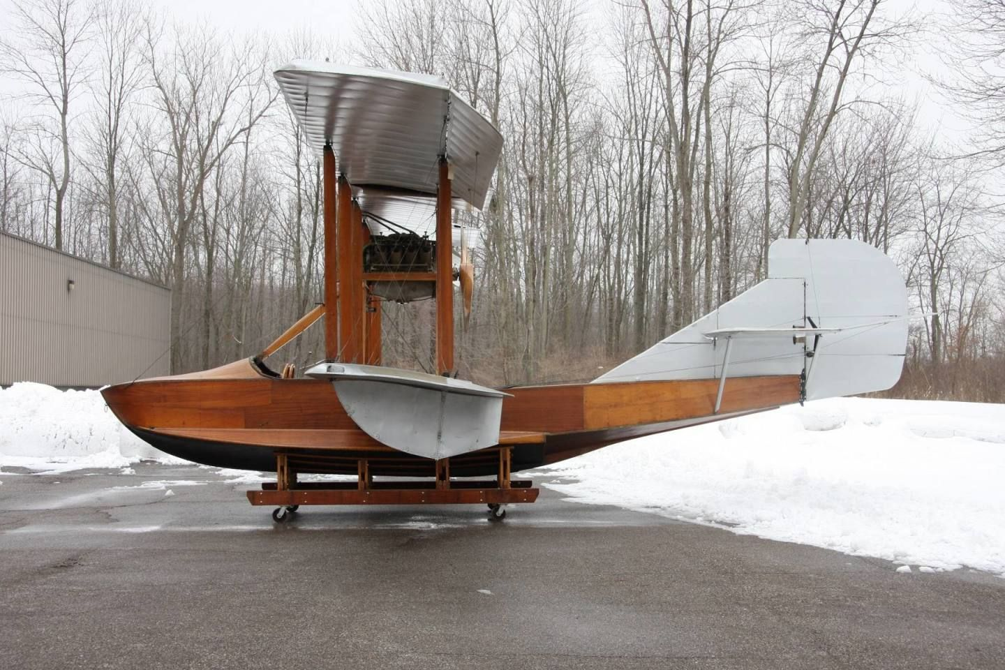 Flying Boat up for auction Curtiss MF Seagull in 2020