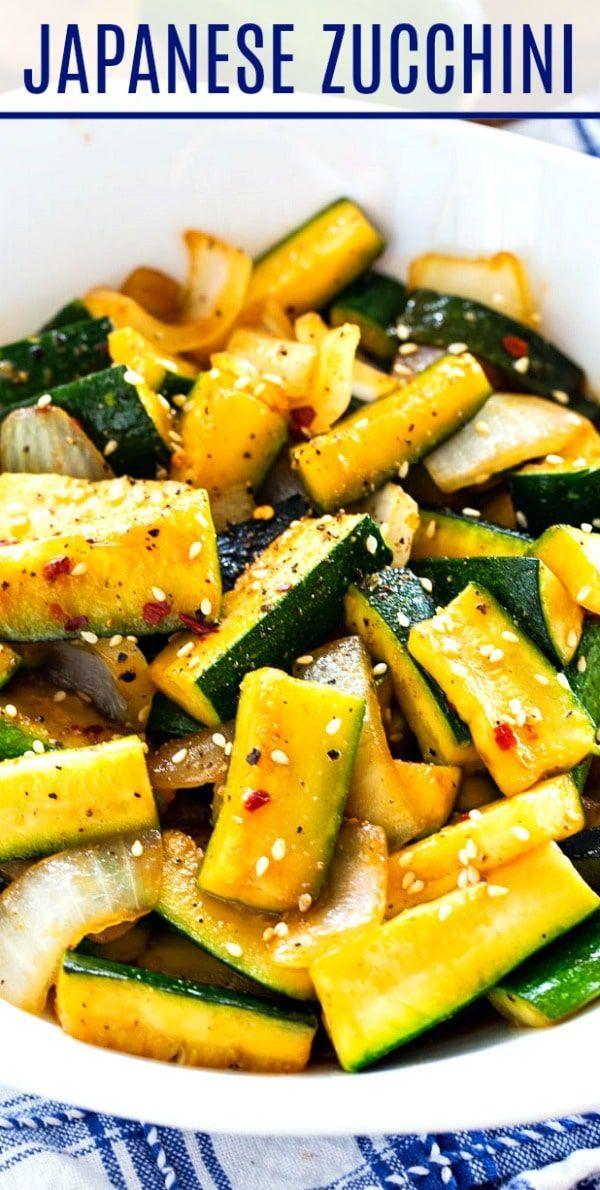 Japanese Zucchini
