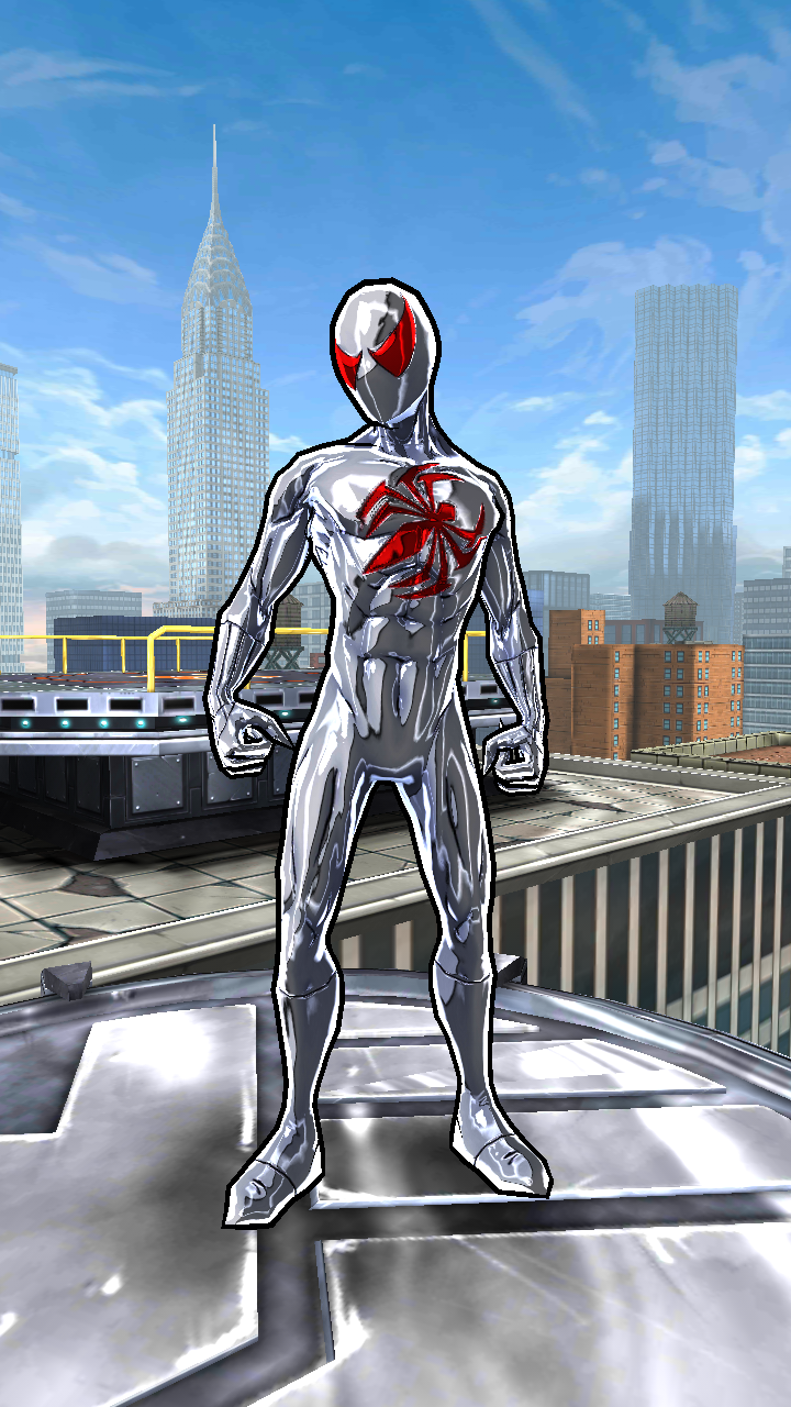 8d3b0560d6adb672d7918da278955c29 - There really are so many more suits Insomniac can use in the next game.