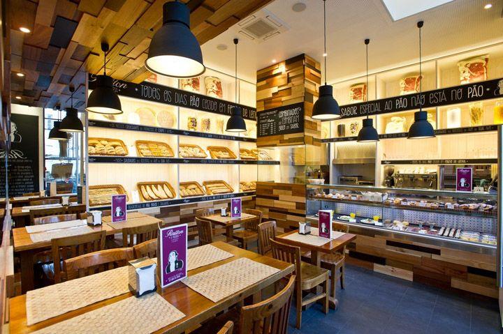 Beau Ratton Bakery By S3 ARQUITECTOS U0026 Bernardo Daupiás Alves, Lisbon » Retail  Design Blog