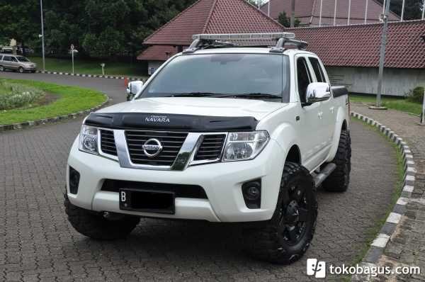 Nissan Navara 2013 Sports Version A T Sangat Istimewa Mobil