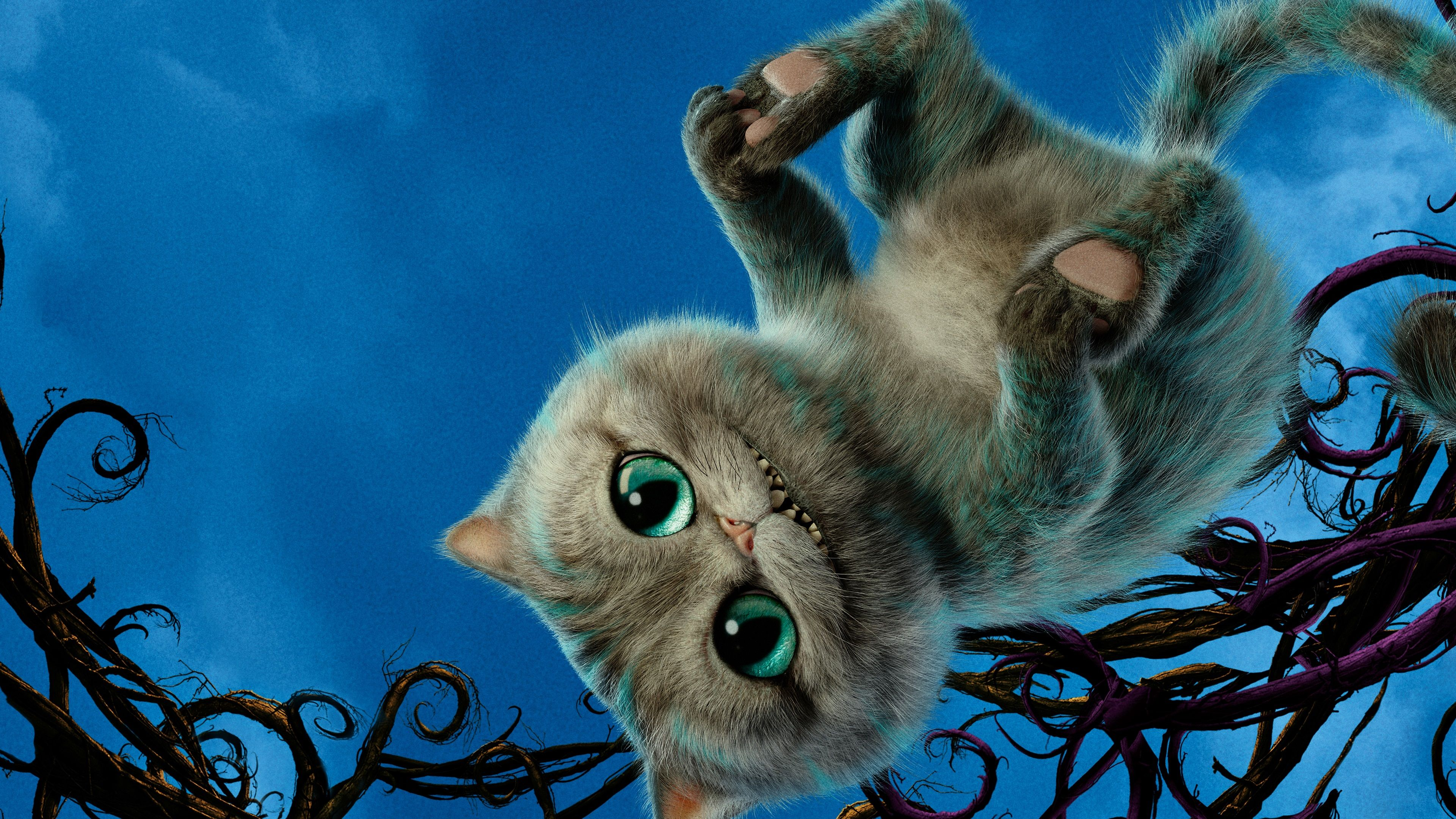 3840x2160 cheshire cat 4k cool images hd