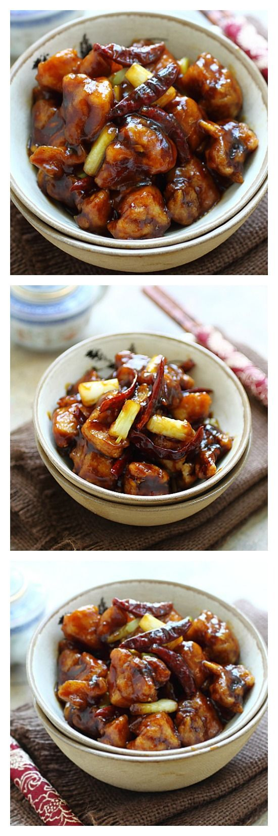 General tsos chicken recipe dishes recipes and food chinese food recipes forumfinder Images