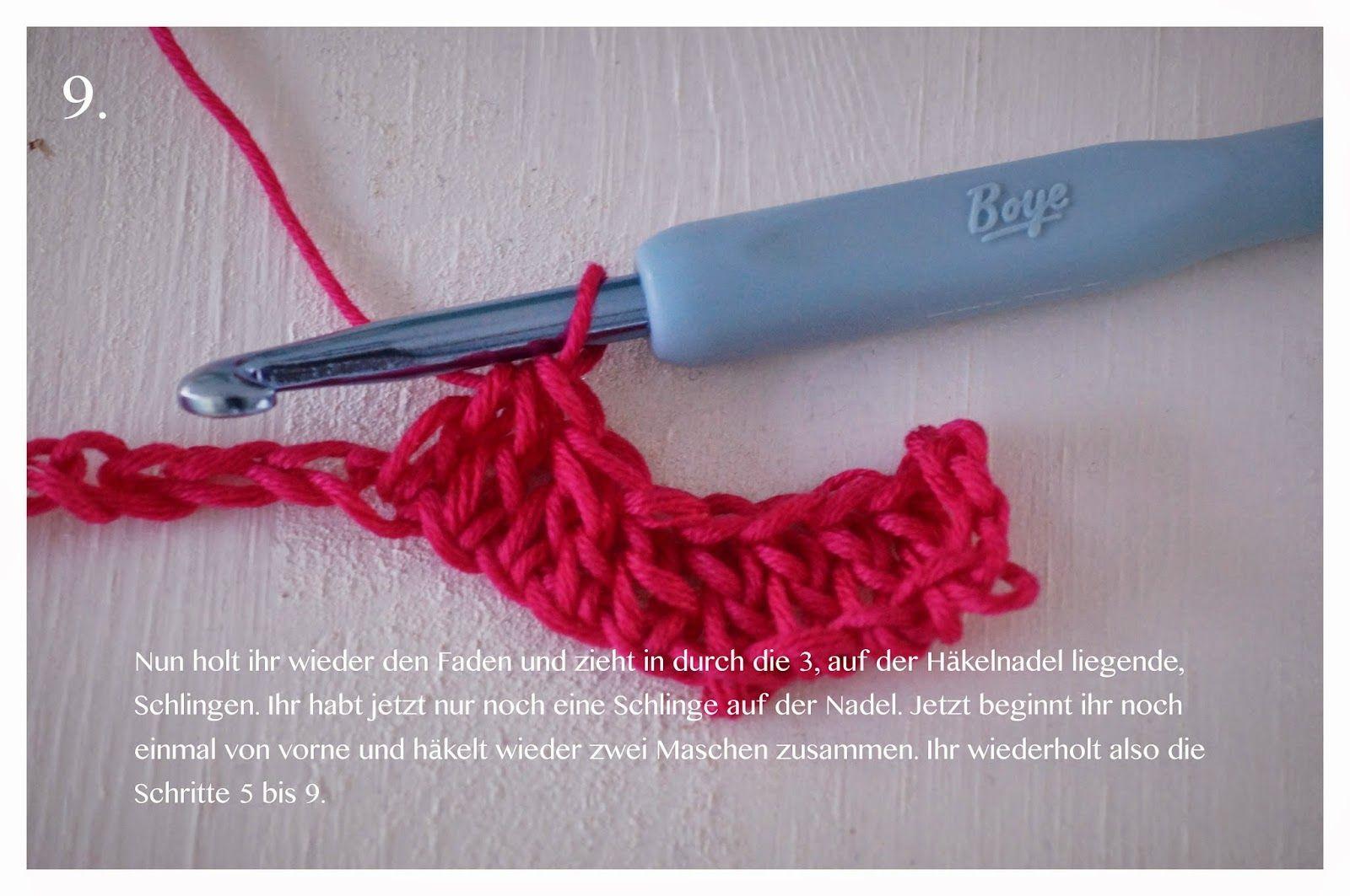 Crochet Ripple Blanket Häkeldecke Mit Wellenmuster Anleitung