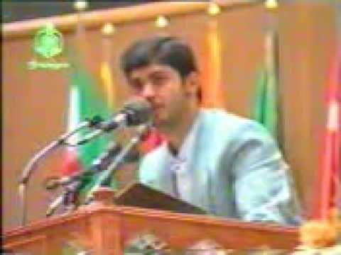 جواد فروغي قارئ ايراني صوت جميل اجمل تلاوه Talk Show Talk Quran