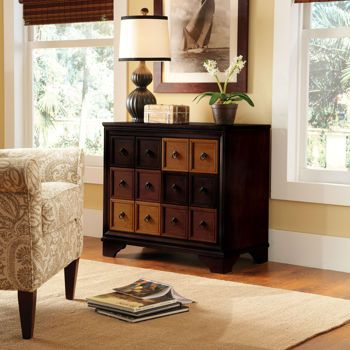 wall color and costco- ewood Apothecary Chest | Living Room ...
