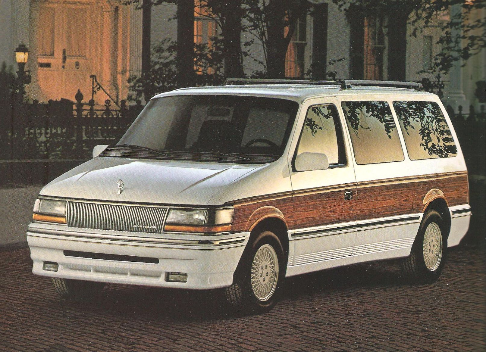 Chrysler Minivan 80s Google Search Chrysler Grand Caravan