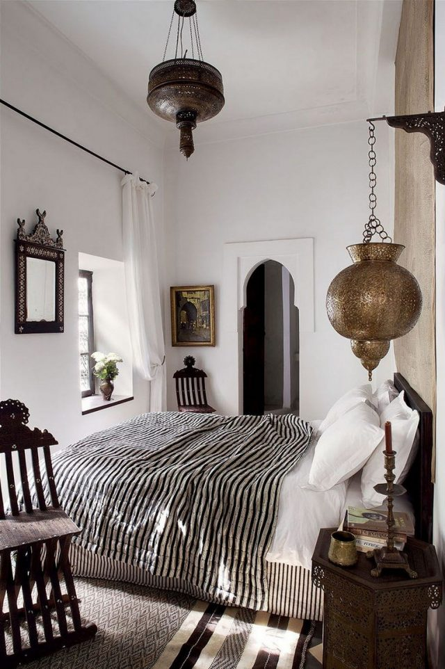 9 Moroccan Bedroom Decoration Ideas Master Bedrooms Decor Moroccan Bedroom Bedroom Design