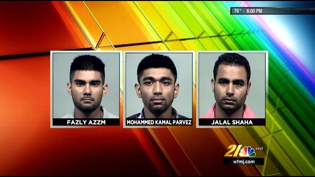Federal charges filed for phony credit card spree at Bazetta WalMart Charges of access device fraud and conspiracy were filed in U.S. District Court this week against 22-year-old Mohammed Kamal-Parvez. According to the Federal Reserve, an access device is a card, code or other means to access a consumer's account. Kamal-Parvez, along with Fazly Azzm, 35, and Jabal Shaha, 33, were charged with criminal simulation following their arrest at the WalMart.