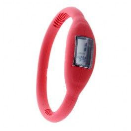 Montre de sport ions Rouge