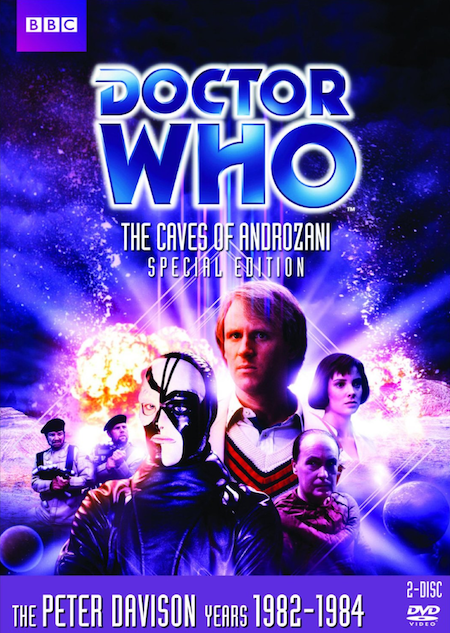The Friday Docback Spelunks 'The Caves Of Androzani'!! DOCTOR WHO Story #136, And More!! - Ain't It Cool News: The best in movie, TV, DVD, and comic book news.
