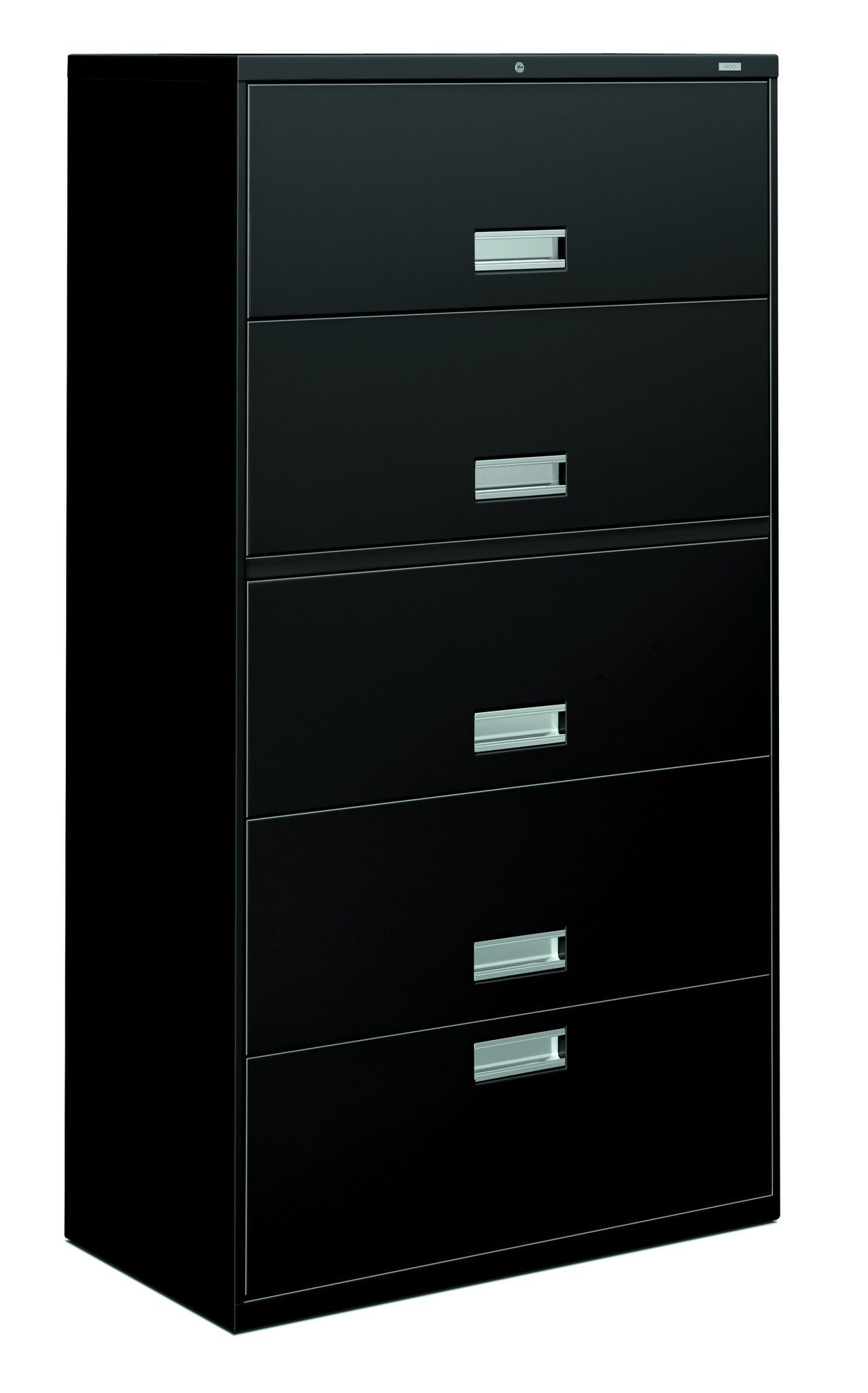 Hon Brigade 600 Series Lateral File 1 Drawer 4 Roll Out Shelves 36 Wide With Images Home Office Filing Cabinet Roll Out Shelves Lateral File