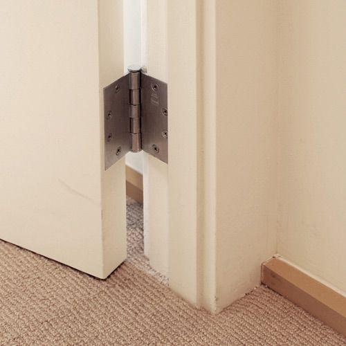 The Modern Door Jamb Build Blog Modern Door Doors Modern Interior