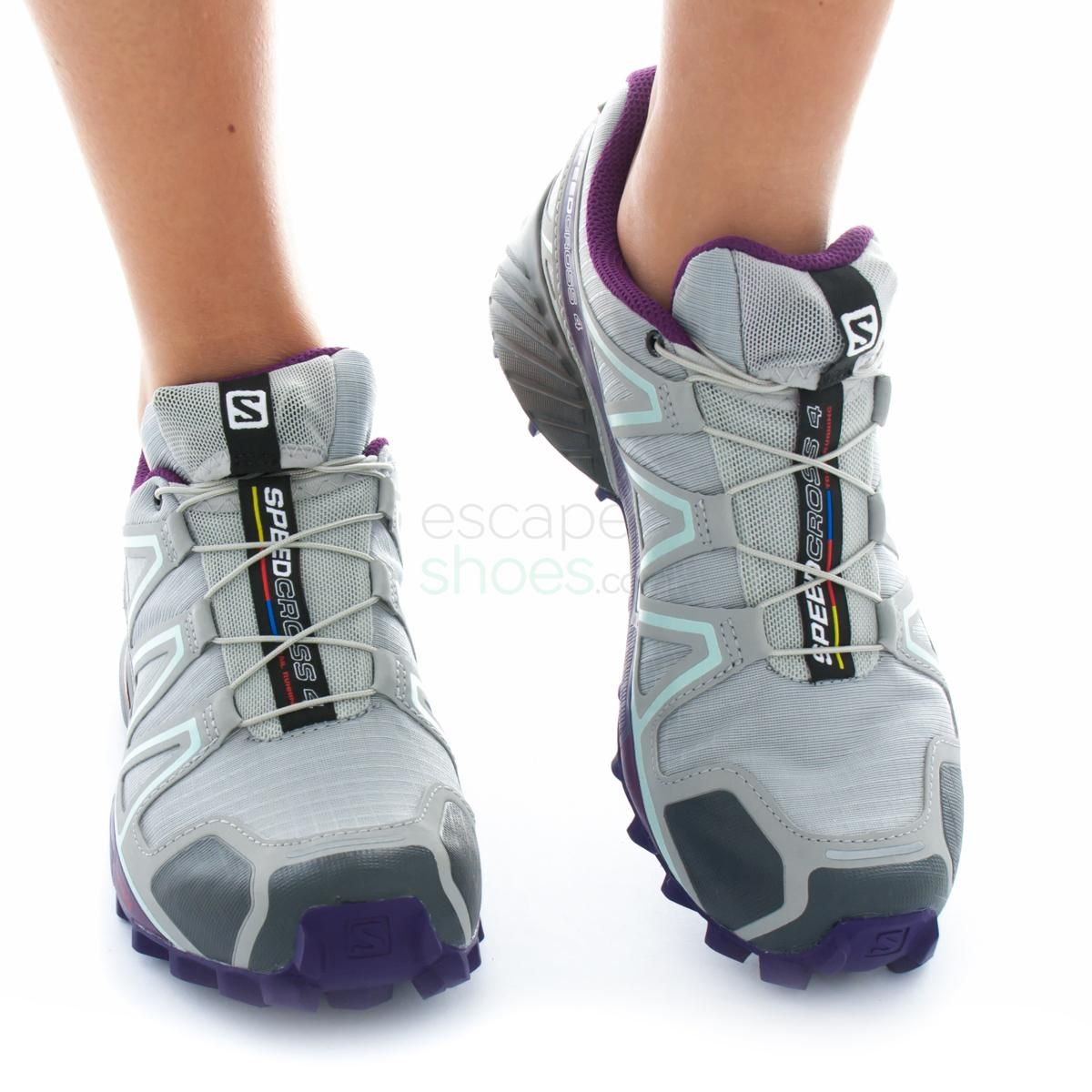Salomon shoes, Trail running shoes