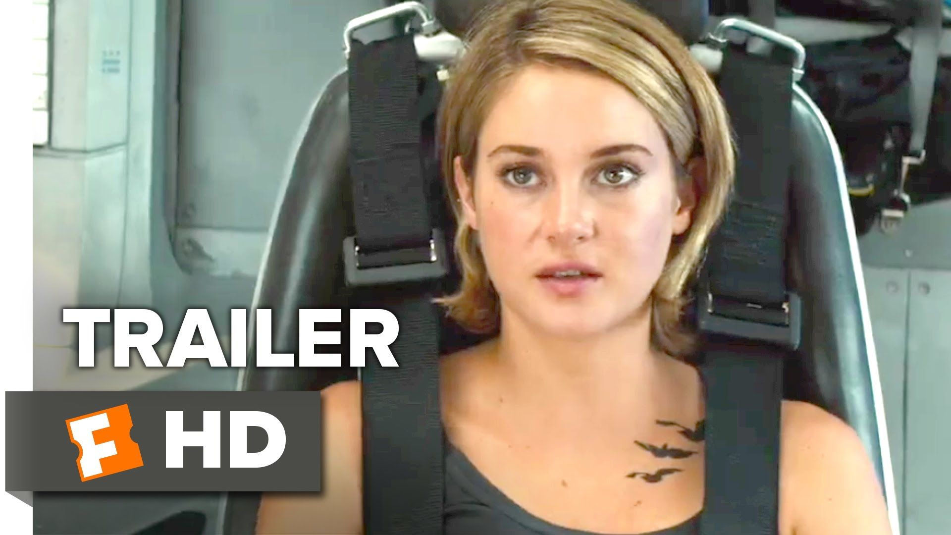 The Divergent Series: Allegiant Official Trailer #1 (2016 ...