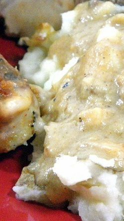 Chicken gravy made easy and free one of my favorite for Things to make for dinner with chicken