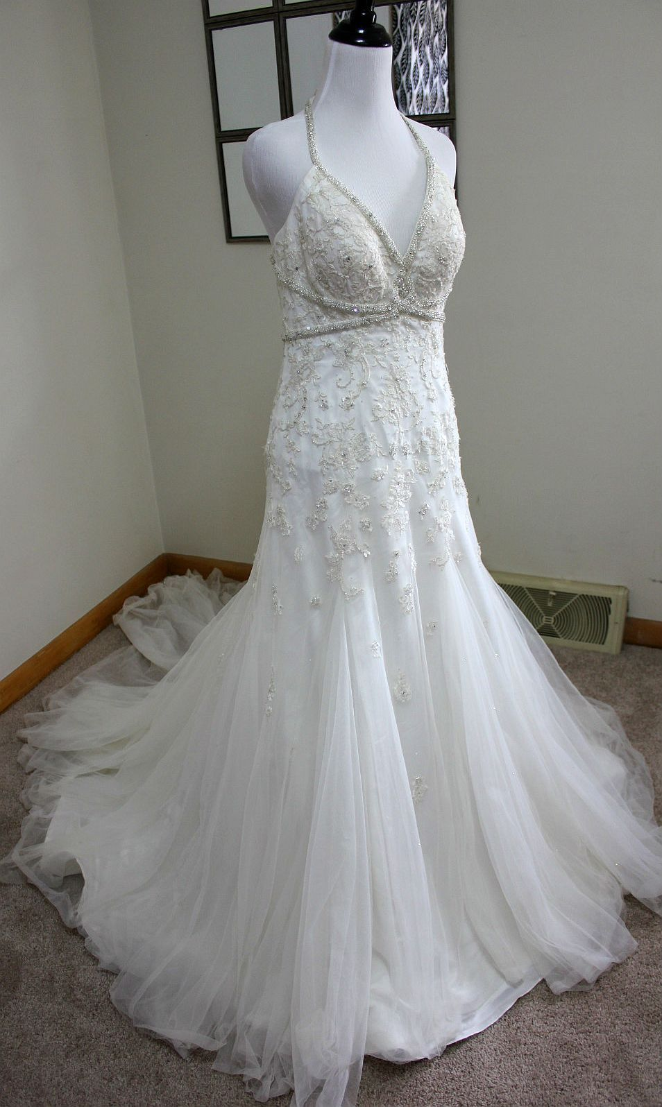 Pre Owned Designer Wedding Dresses Elie Saab Louise on