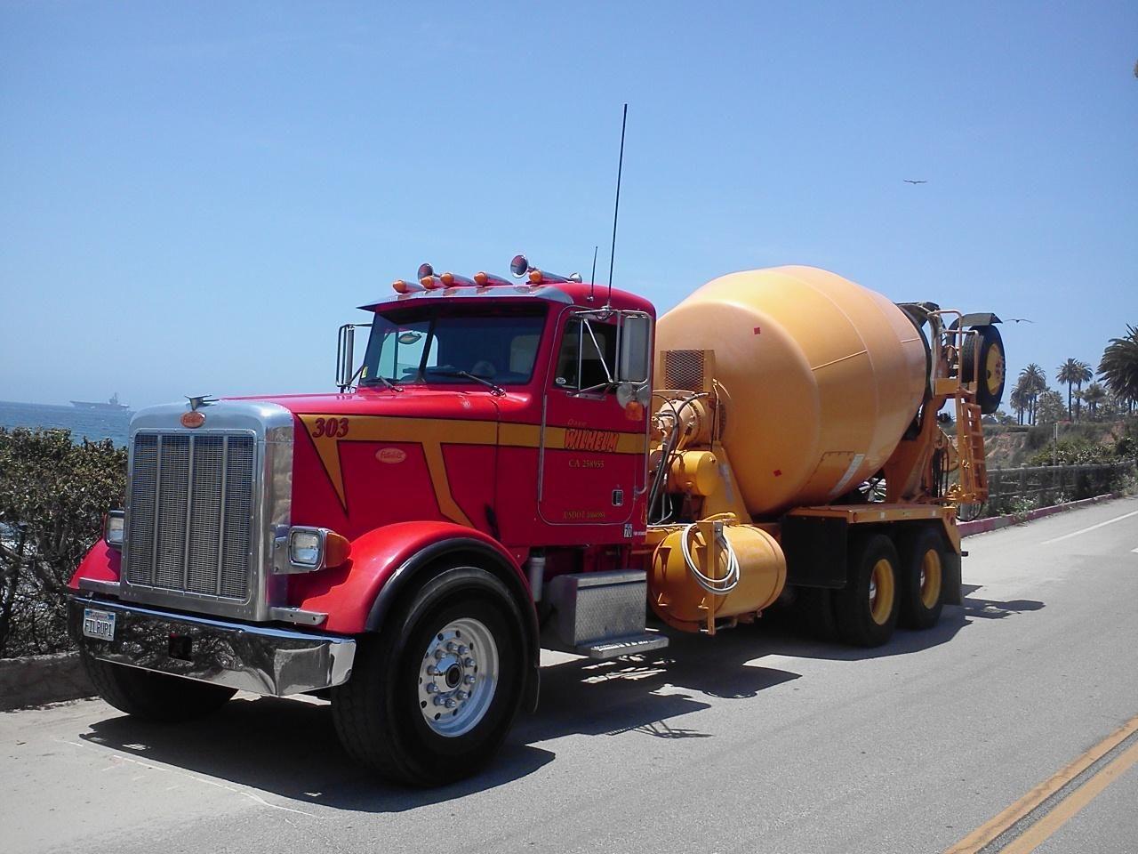 Owner Operator Mixer Rental Cement Mixer Truck Concrete Truck Mixer Truck