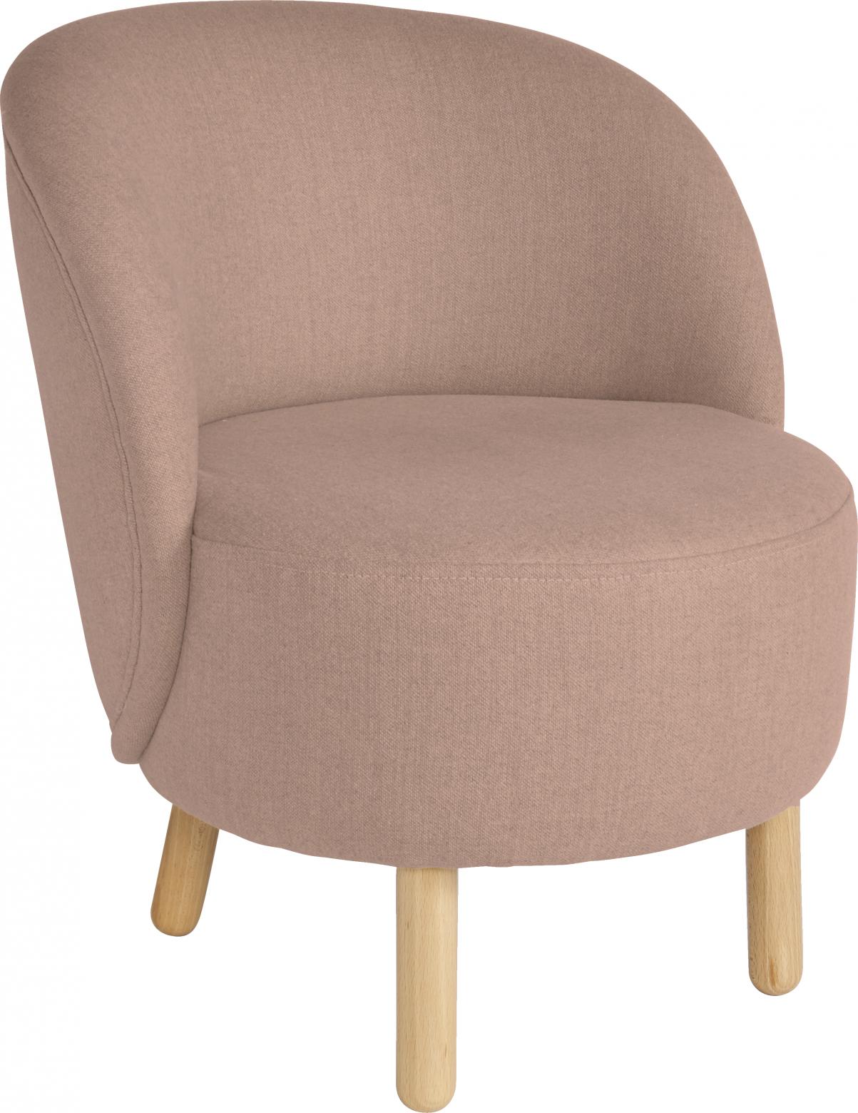 Le petit fauteuil Bold rond généreux et accueillant n en finira