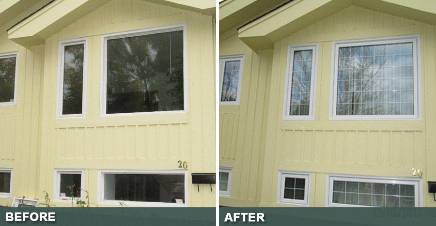 Residential Windows And Doors Winnipeg Installation In
