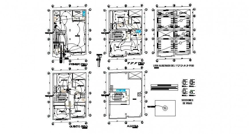 [DIAGRAM_5NL]  Pin on Cadbull | Villa Electrical Plan |  | Pinterest