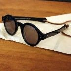 Tender Co. Hand Made Cotton Acetate Sunglasses from the trestle company in london.