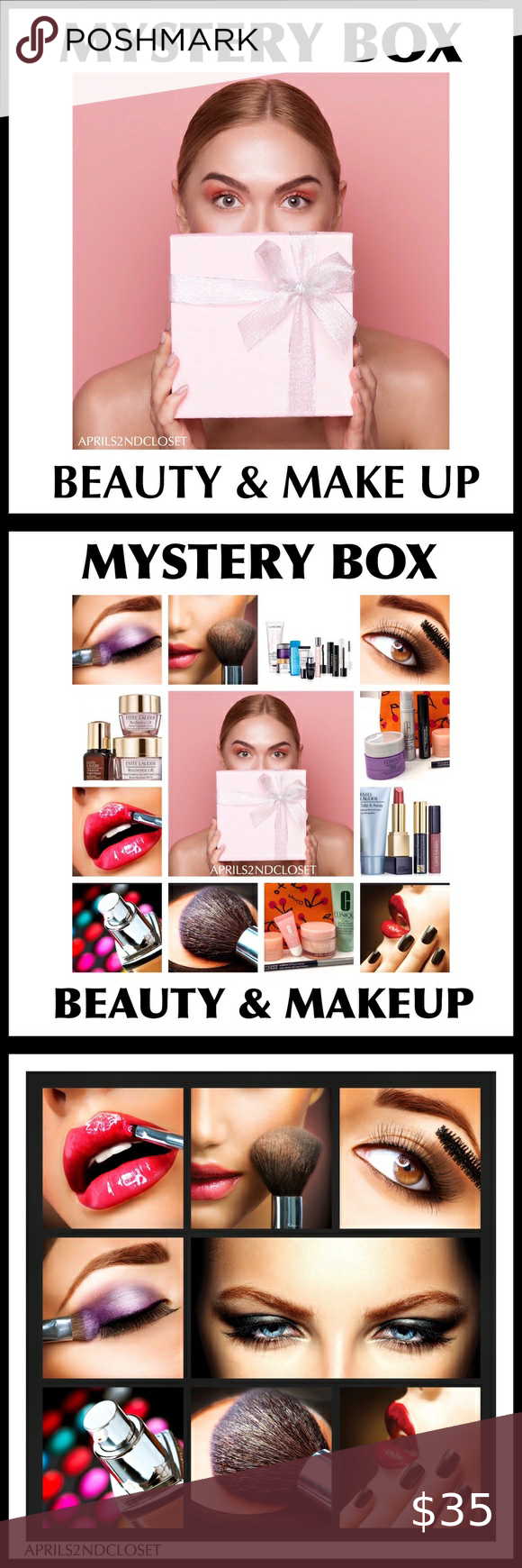 MYSTERY BOX MAKEUP BEAUTY AND SKINCARE A3C in 2020