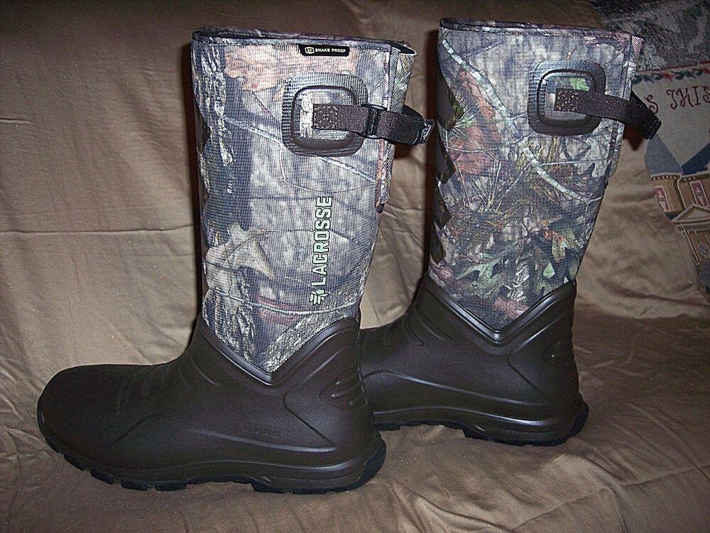 Lacrosse Aerohead Sport Waterproof Snake Proof Boots Mens 13 Hunting Boots 200 Snake Proof Boots Hunting Boots Boots