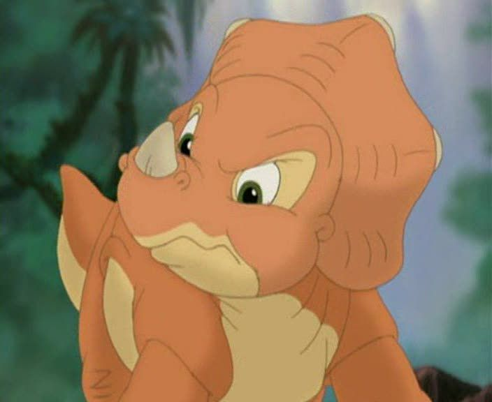 Land Before Time Cera The Land Before Time Dino Rock a suarus