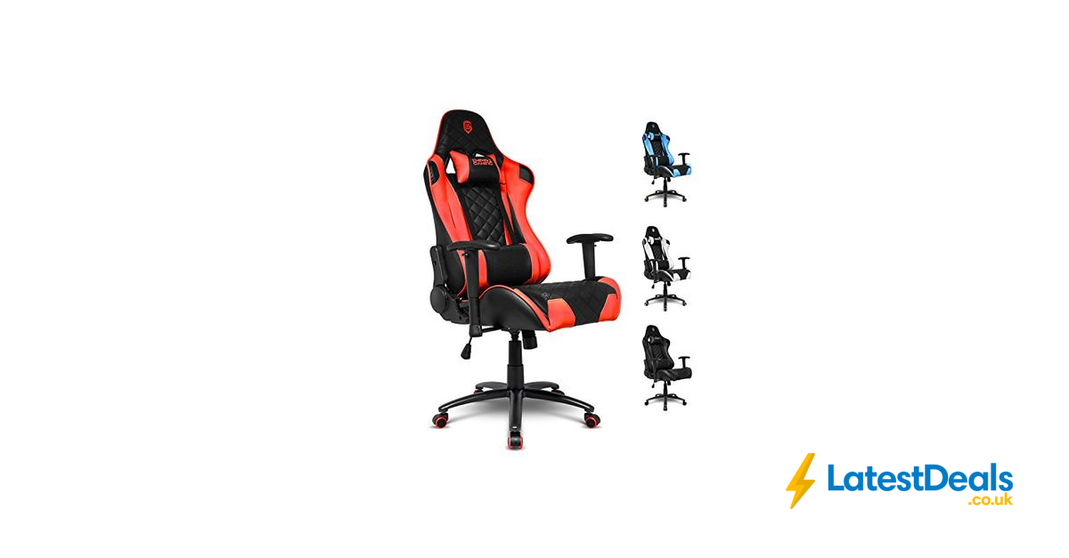 Wondrous Empire Gaming 700 Series Racing Gaming Chair 139 90 At Squirreltailoven Fun Painted Chair Ideas Images Squirreltailovenorg