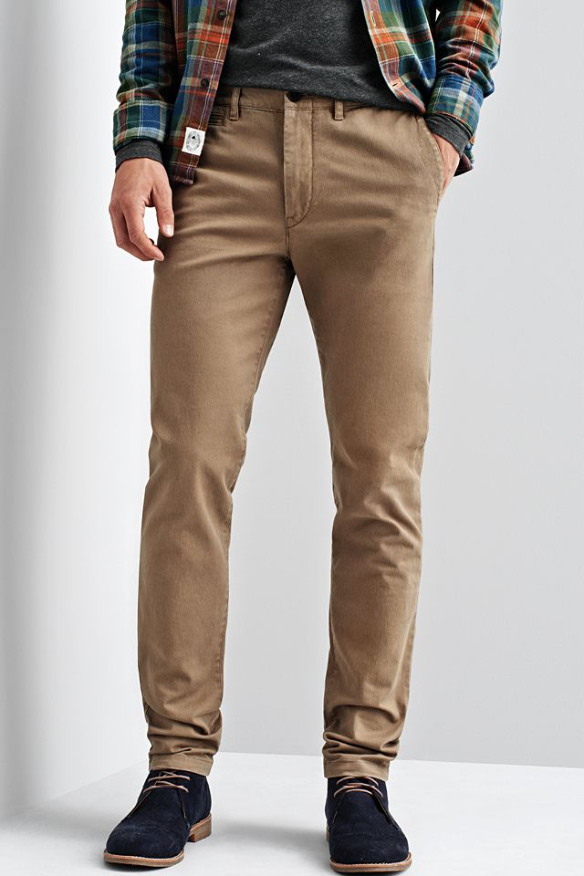 d536f2c26d Skinny fit chino pants.  HMMEN