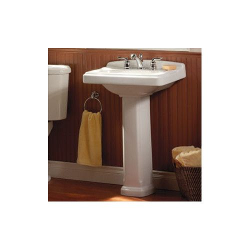 Found it at Wayfair - Portsmouth Pedestal Bathroom Sink Set