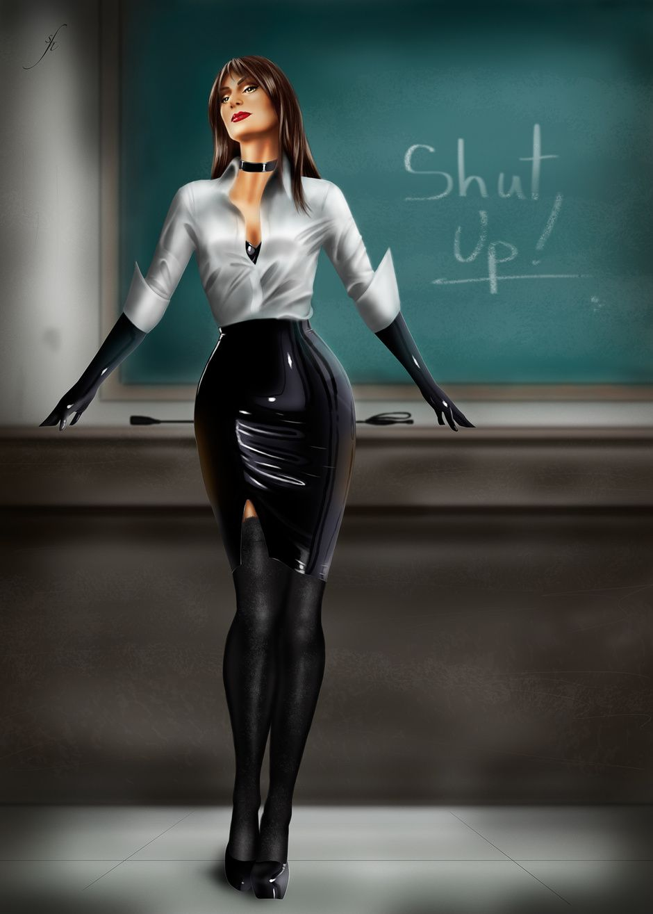 Cartoon Introvert Girl Wallpaper Bad Teacher By Stefano Sodini Portrait 2d Cgsociety