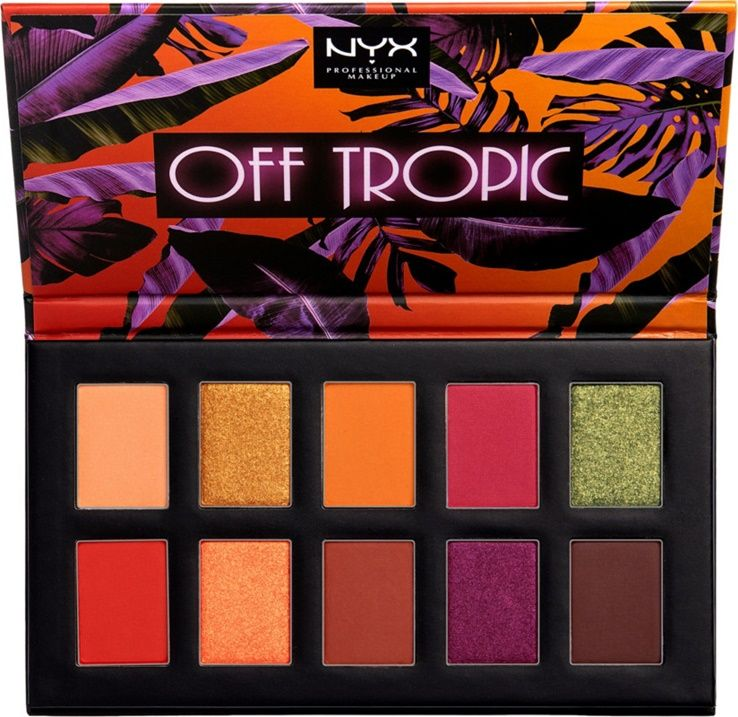 Hot New Eyeshadow And Makeup Palettes For Spring 2019 Nyx