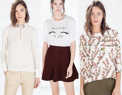 Moda ropa zara 2015