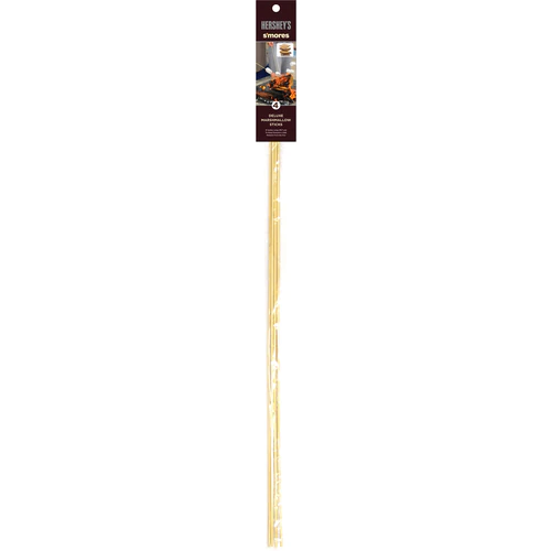 Hershey's 4-Pack Wood Skewer at Lowe's. No need to wander through the woods anymore. The Hershey's S'mores deluxe marshmallow sticks are perfect for toasting marshmallows or hot dogs over you #marshmallowsticks Hershey's 4-Pack Wood Skewer at Lowe's. No need to wander through the woods anymore. The Hershey's S'mores deluxe marshmallow sticks are perfect for toasting marshmallows or hot dogs over you #marshmallowsticks