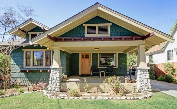 Pin By Jennifer Highland King On Brigadoon In 2019: Restored Craftsman Home For Sale In Pasadena!