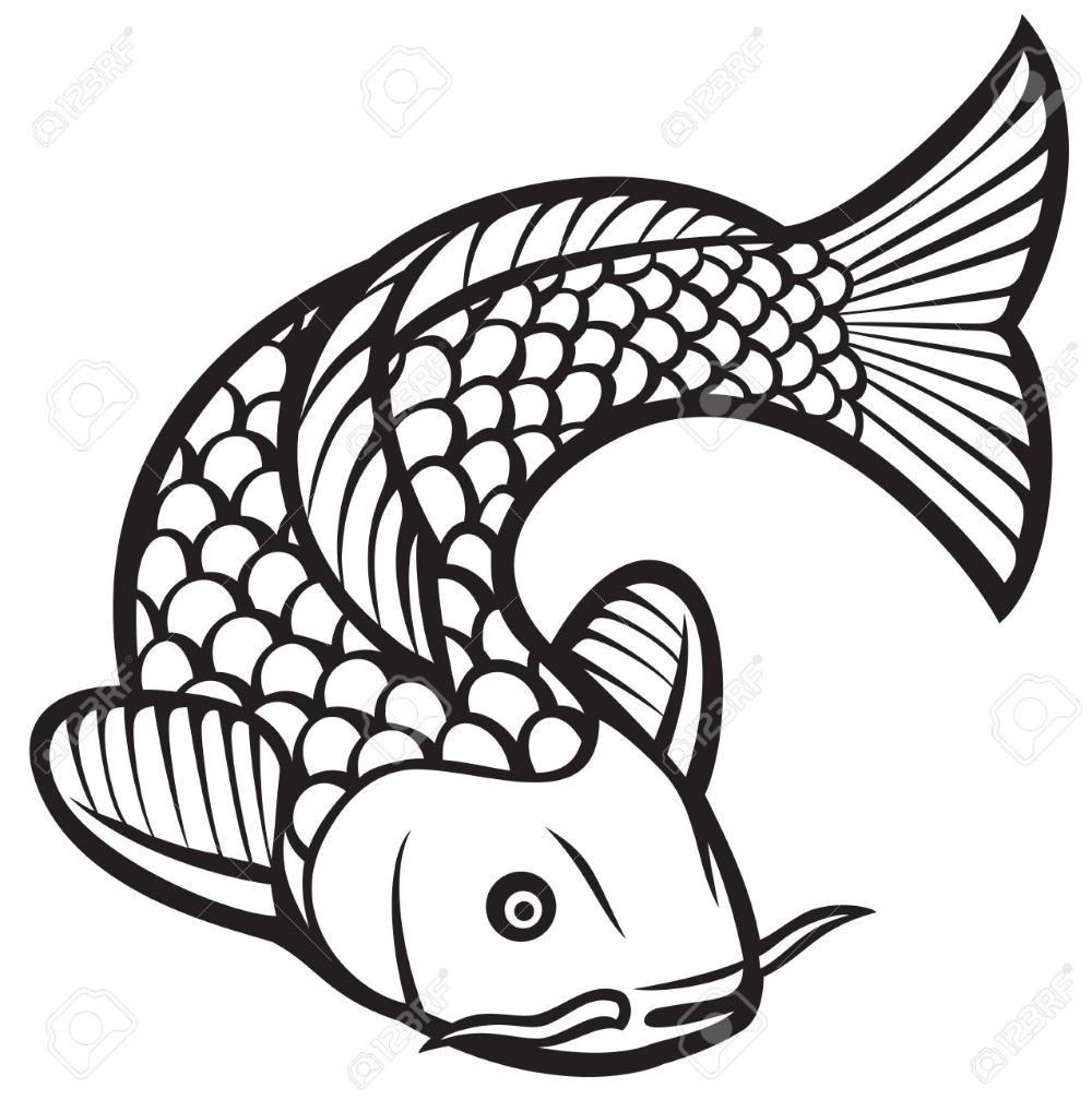 Stock Vector Fish Vector Fish Icon Fish Graphic