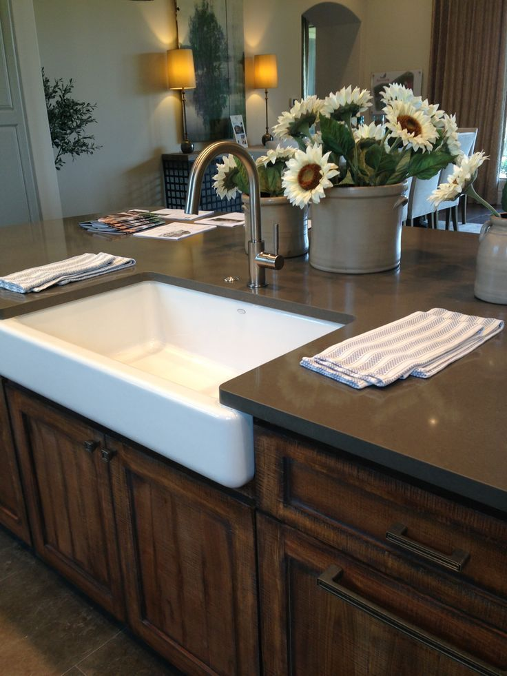 Merope Kitchen | Love These Silestone Countertops So Much More Than Granite!
