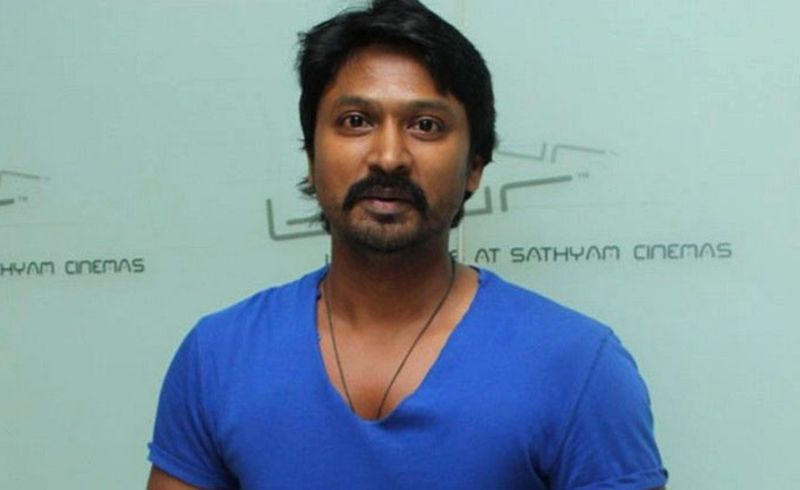 Actor Krishna Tints his way to Mollywood with PICASSO!