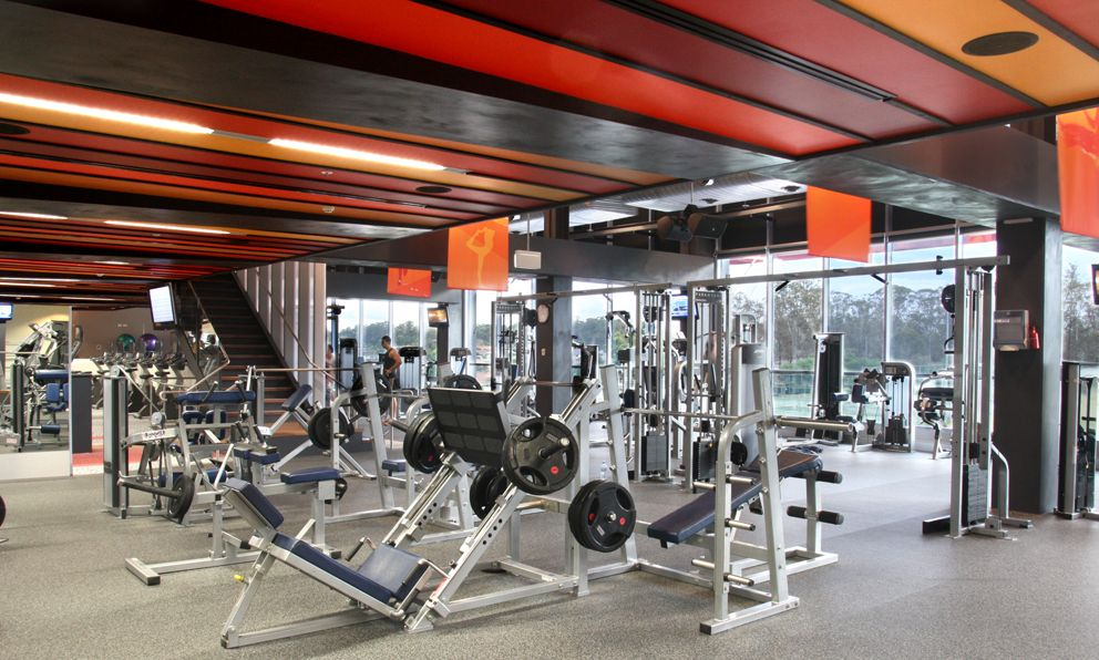 One55 health and fitness