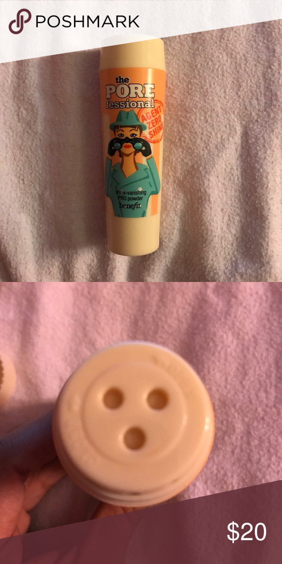 The pore fessional Shine vanishing pro powder Benefit Makeup Face Powder