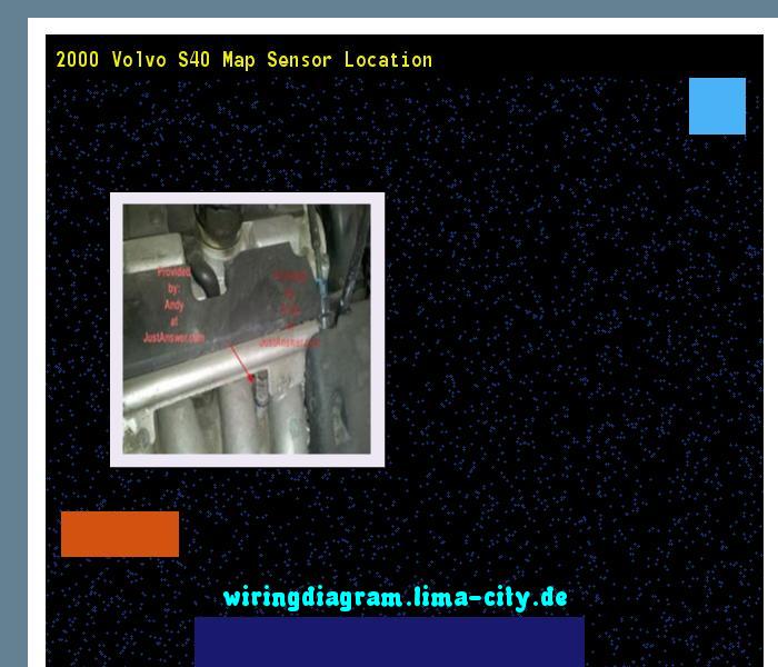 2000 volvo s40 map sensor location. Wiring Diagram 175711 ... on
